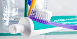 fluoride toothpast